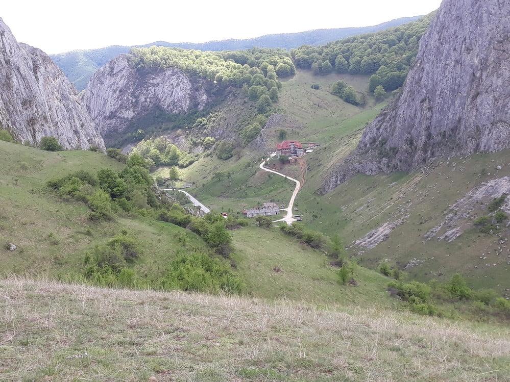 Turda salt mine and Valisoara valley