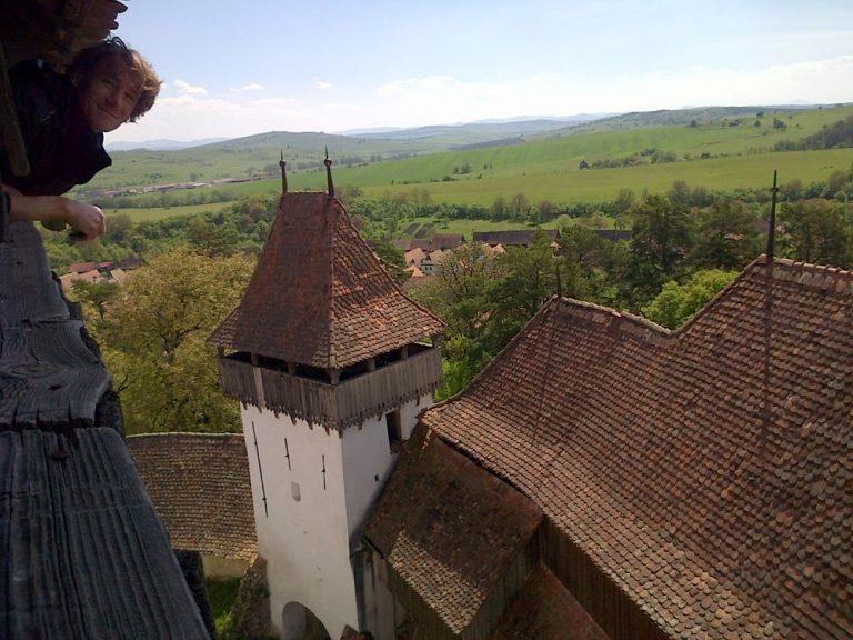 Book A guide In Transylvania
