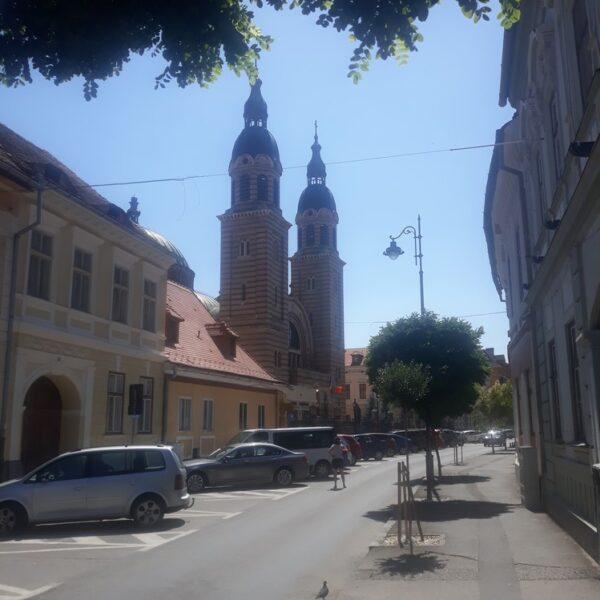 Medieval burghs in Transylvania