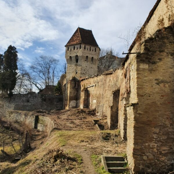 From Blaj 2 days tour: fortified churches of Saxon villages