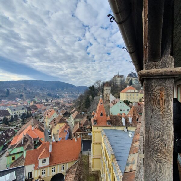 A bucket list of Transylvania's cities has those three on it: Sibiu-Sighișoara-Sovata.
