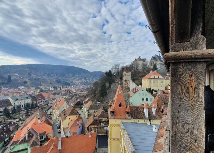 A bucket list of Transylvania's cities has those three on it: Sibiu-Sighișoara-Sovata.